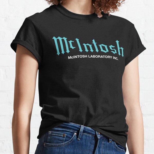 Vintage McIntosh Stereo Logo Classic T-Shirt
