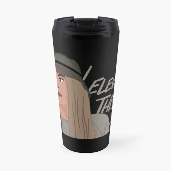 The Real Housewives of New York City Leah McSweeney I Elevate This Merch Travel Mug