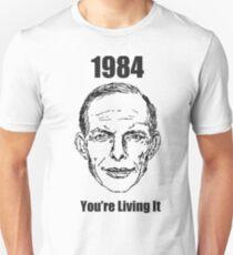 1984 - You're Living It T-Shirt