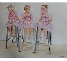 Fairy Dance By Nicole Barros Photographic Print