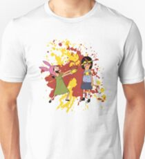 Louise and Tina Sauce Unisex T-Shirt
