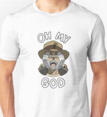 Oh My God Joseph Joestar Unisex T-Shirt