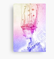 Sea Queen 2 Canvas Print