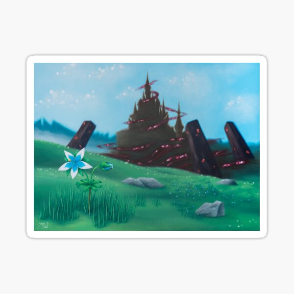 Silent Princess Sticker