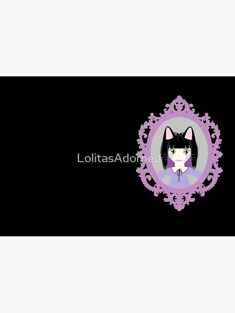 Kawaii Cat Cosplay Girl by LolitasAdorned