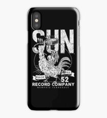 Sun Records, Rock N Roll Since 52 iPhone Case/Skin