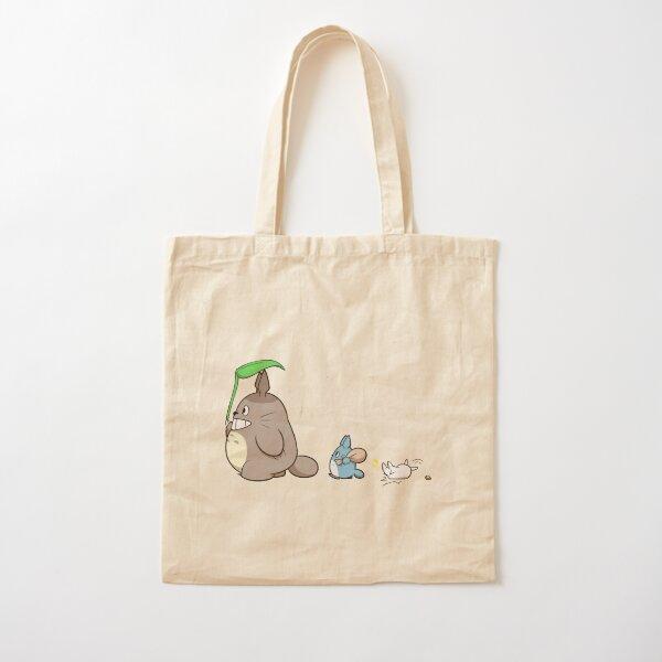 Three Friends Cotton Tote Bag
