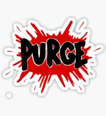 Purge Soda Sticker