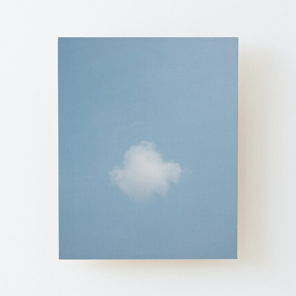 Cozy Vibe - はんなり Wood Mounted Print