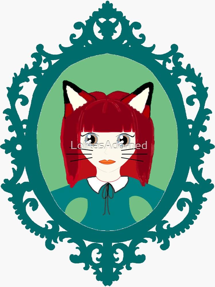 Kawaii Fox Cosplay Girl by LolitasAdorned