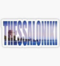 Thessaloniki Sticker