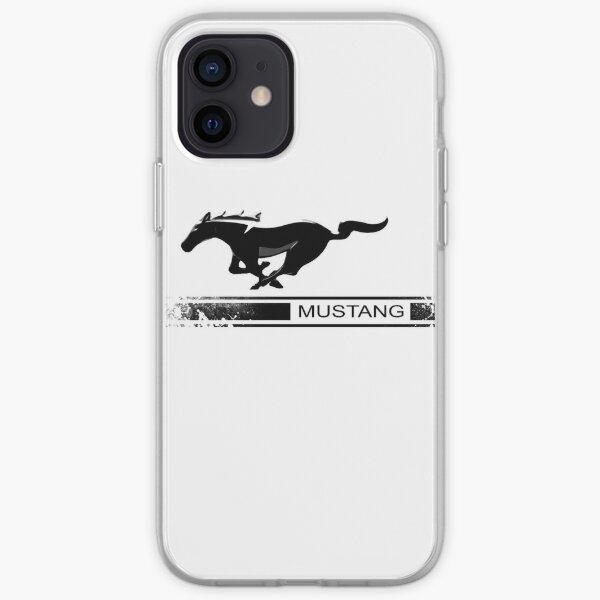 Mustang Design Coque souple iPhone