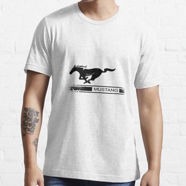 Mustang Design T-shirt essentiel