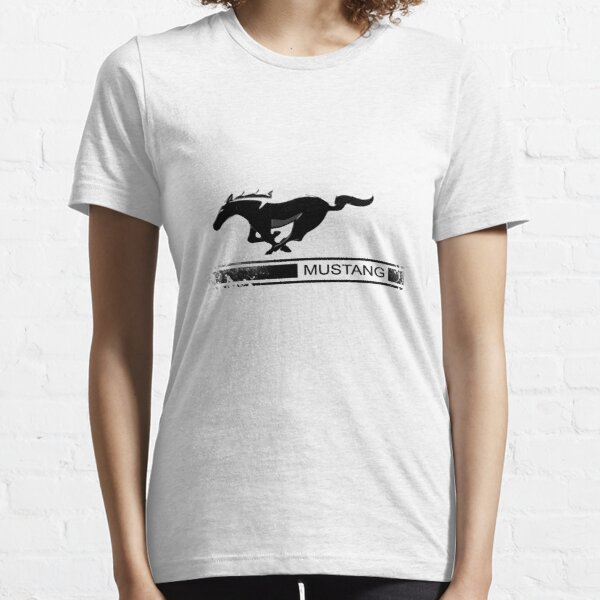 Mustang Design Essential T-Shirt