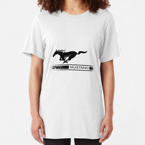 Mustang Design Slim Fit T-Shirt