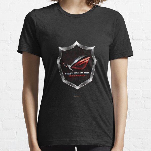 Asus Rog Republic Of Gamers T-Shirt Essential T-Shirt