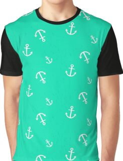 Maritime anchor   Graphic T-Shirt