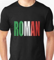 Roman Unisex T-Shirt