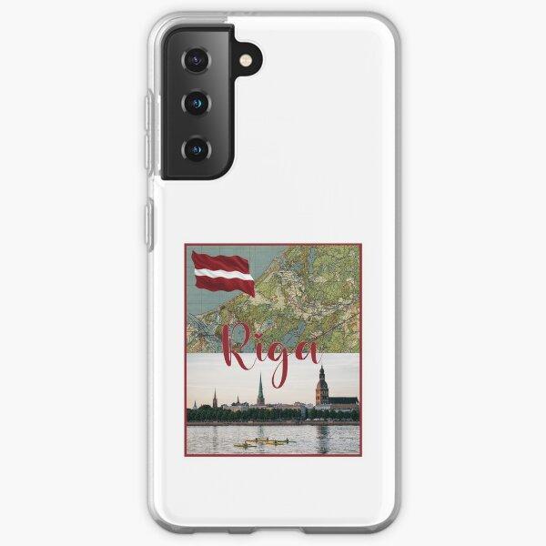 Riga, Latvia Samsung Galaxy Soft Case