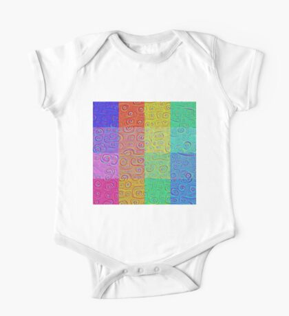 Deep Dreaming of a Color World 2 Kids Clothes