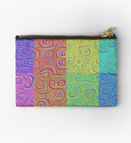 Deep Dreaming of a Color World 2 Studio Pouch