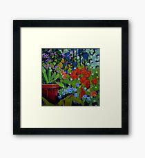 Salad Days Framed Print