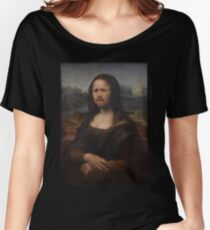 The Moaning Lisa (Karl Pilkington) Women's Relaxed Fit T-Shirt
