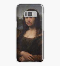 The Moaning Lisa (Karl Pilkington) Samsung Galaxy Case/Skin