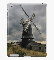 Windmill, Norfolk Broads iPad Case/Skin