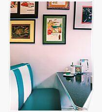 American Diner Poster