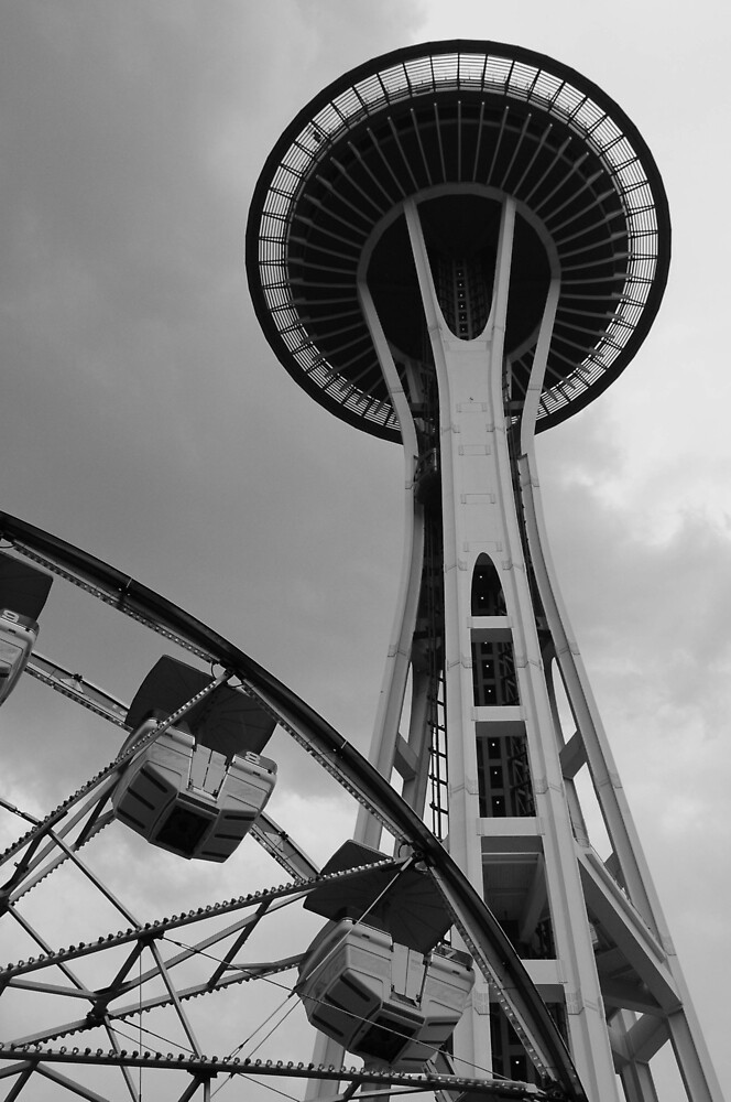 Space Needle by cheeze71
