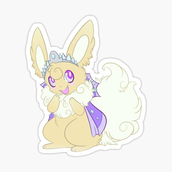 Queen Dazzle Sticker