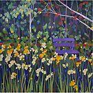 Spring Garden by Mellissa Read-Devine