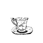 Chipped Cup by hannahturner21