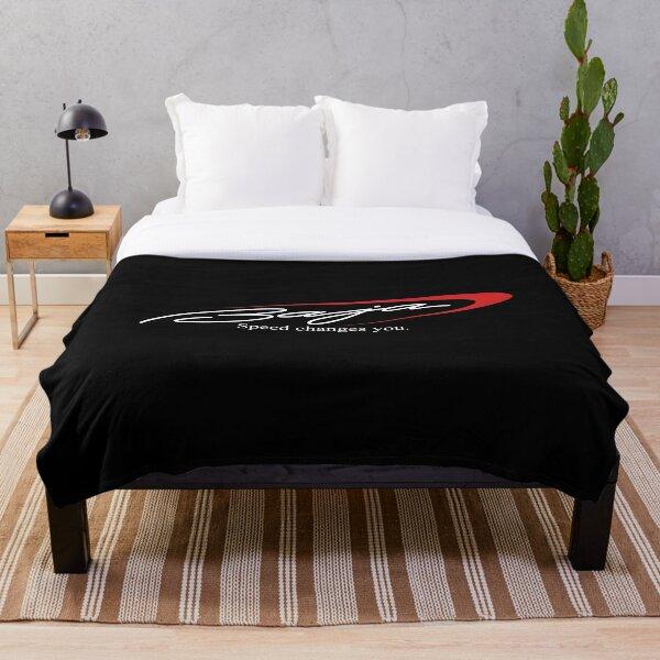 Baja Boats Logo Throw Blanket