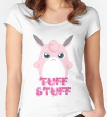 Tuff Stuff Women's Fitted Scoop T-Shirt