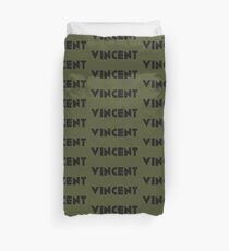 Vincent Duvet Cover
