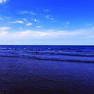 The essence of the Coast, Sea and Sky, Saltburn, North East England by Ian Alex Blease