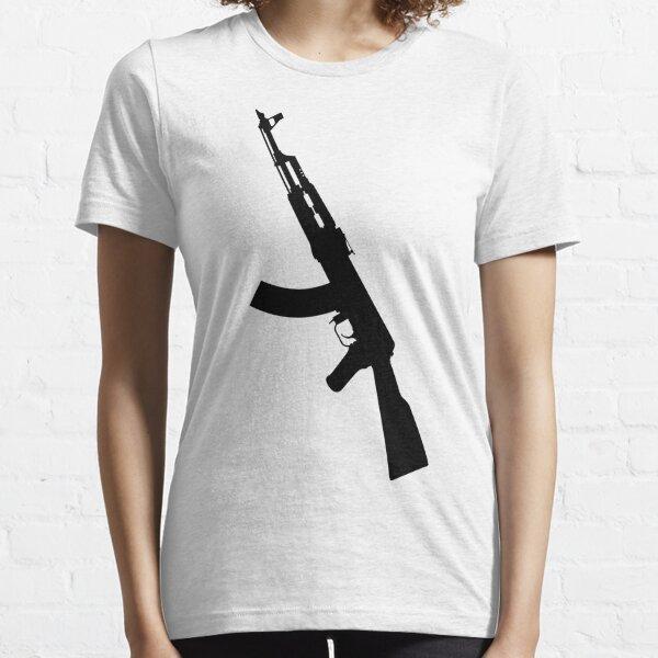 AK47 - Silhouette Essential T-Shirt