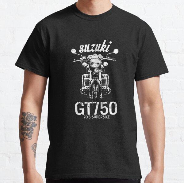 Suzuki GT750 vorne Classic T-Shirt