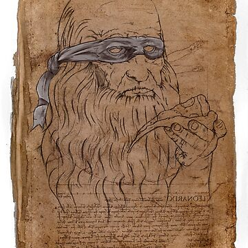 Leonardo  by mister-flink