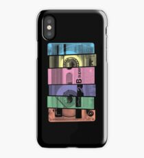Mix Tape 1.0 iPhone Case/Skin