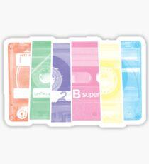 Mix Tape 1.0 Sticker