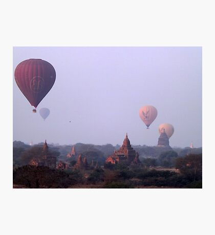 The Ancient City of Bagan Photographic Print
