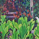 Pigeon Salad by Mellissa Read-Devine