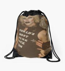 SHARON NEEDLES - RUPAUL'S DRAG RACE SEASON 4 Drawstring Bag