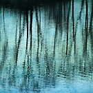 Abstract Trees by Evelyn Flint