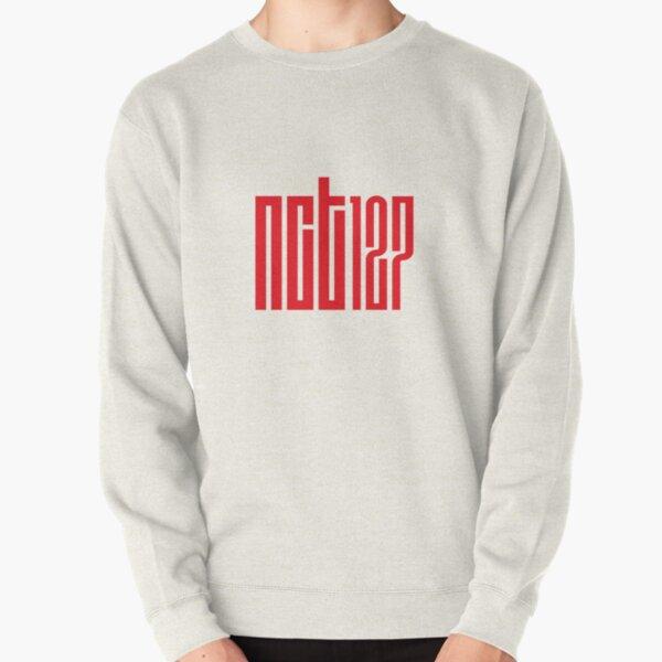 Red - NCT 127 Pullover Sweatshirt