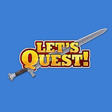Let's Quest! by corywaydesign