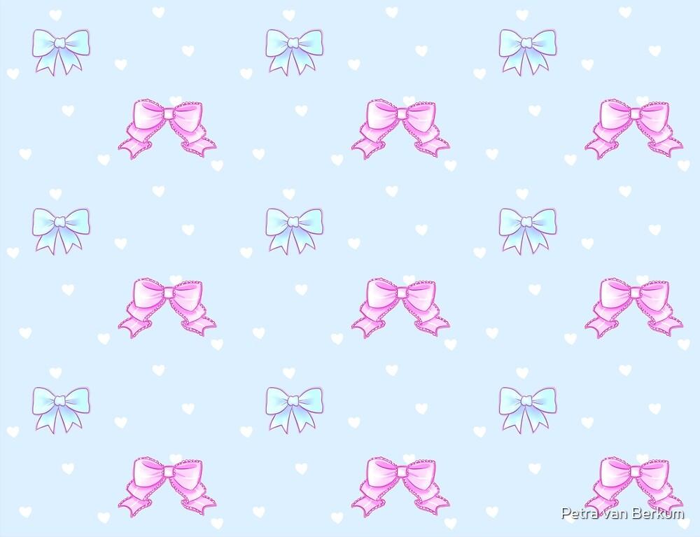 Cutie bows by Petra van Berkum